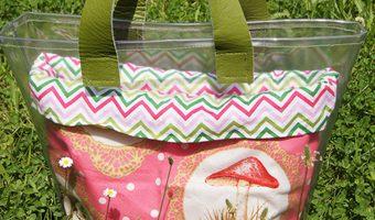 DIY : mon sac printanier