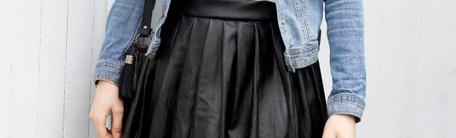 DIY : ma jupe plissée