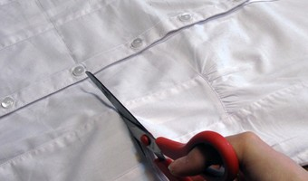 DIY robe : complètement barré !