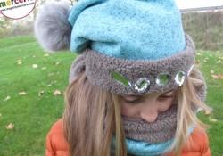 bonnet snood